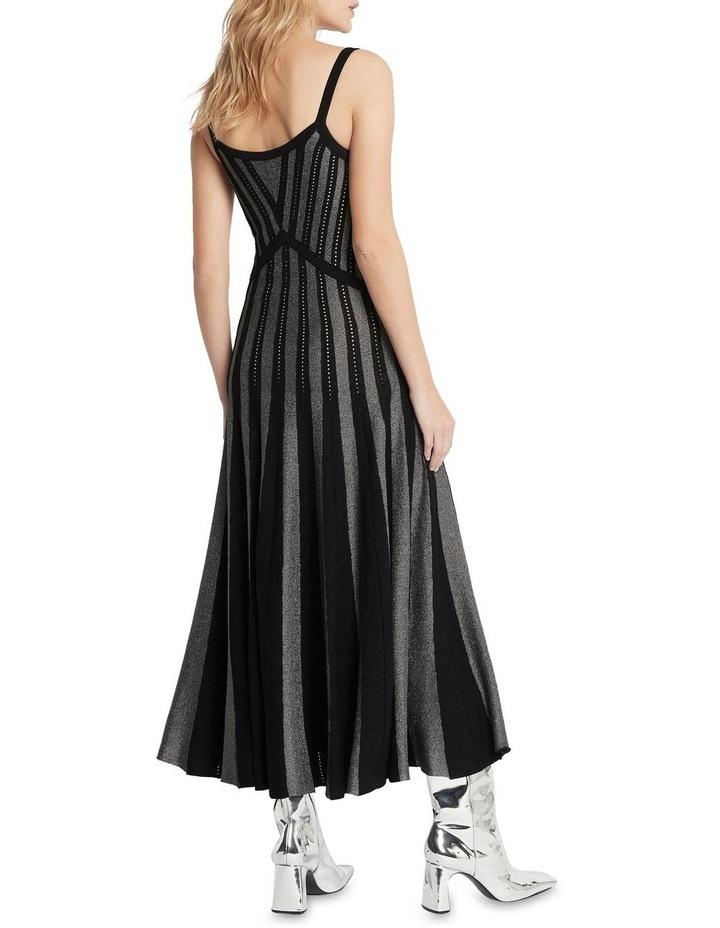 Endless Dance Knit Dress Black image 4