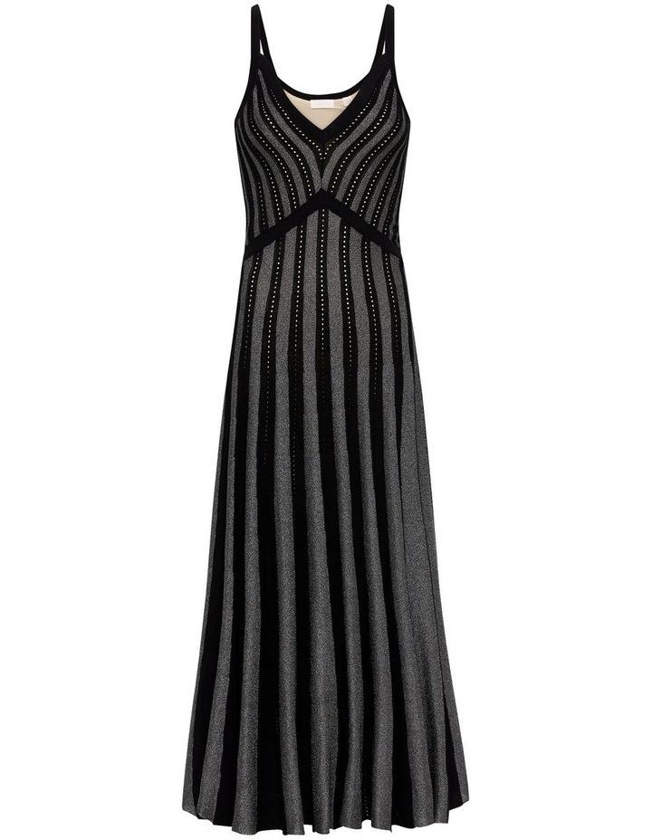 Endless Dance Knit Dress Black image 5