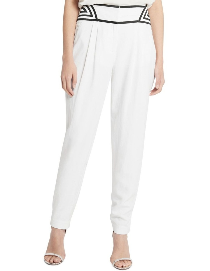 You Got It Tapered Pant Ivory image 2