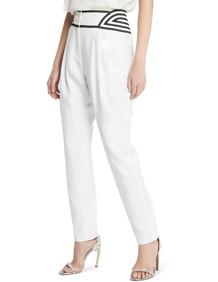 You Got It Tapered Pant Ivory image 3