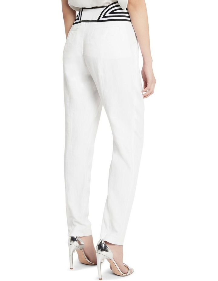 You Got It Tapered Pant Ivory image 5