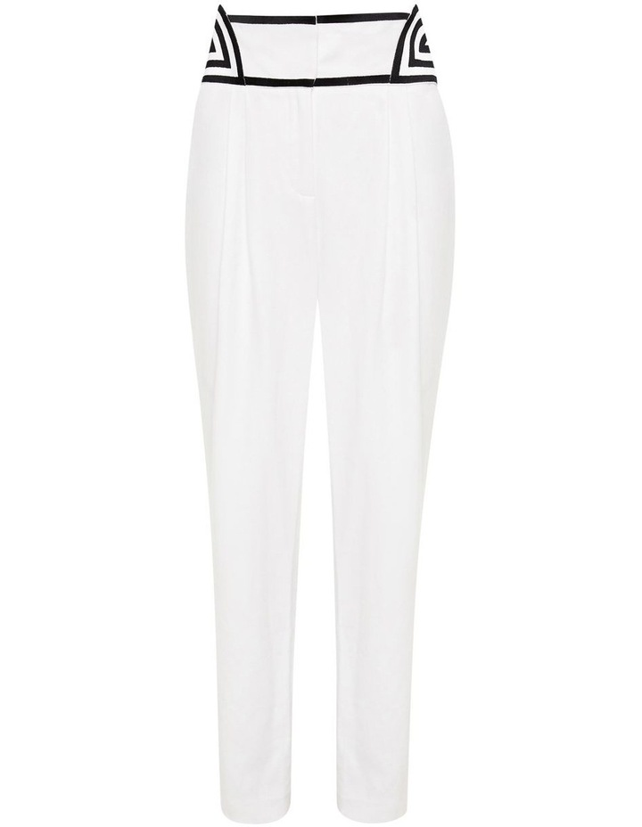 You Got It Tapered Pant Ivory image 6