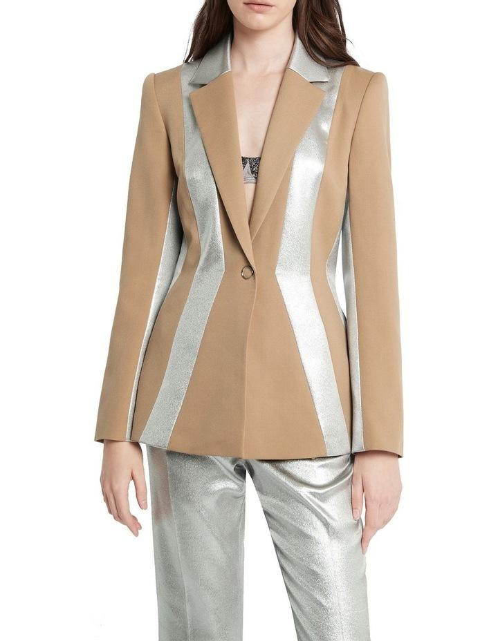 Sunshiny Days Blazer Jacket Spliced image 1