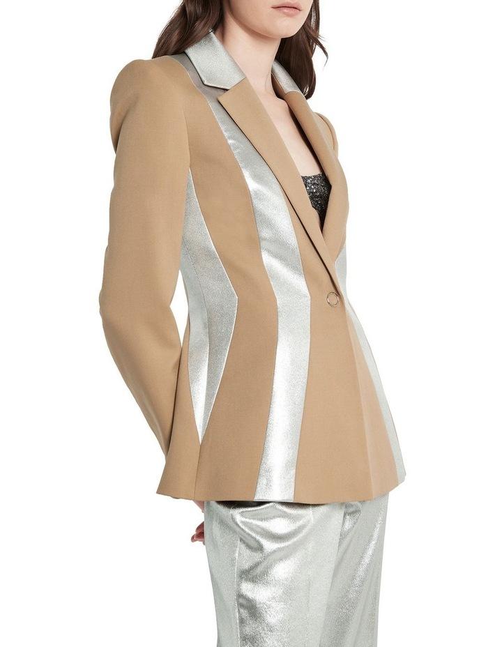 Sunshiny Days Blazer Jacket Spliced image 3