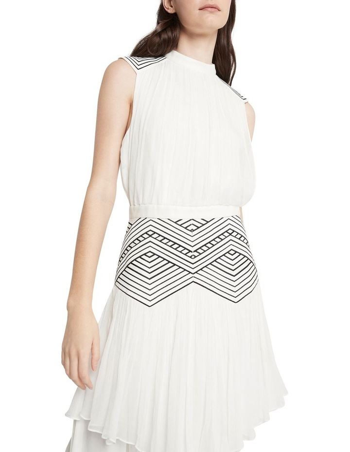 Believe In Magic Midi Gown Ivory image 2