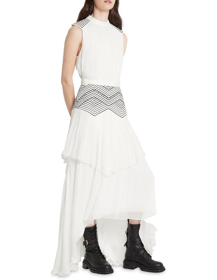 Believe In Magic Midi Gown Ivory image 3