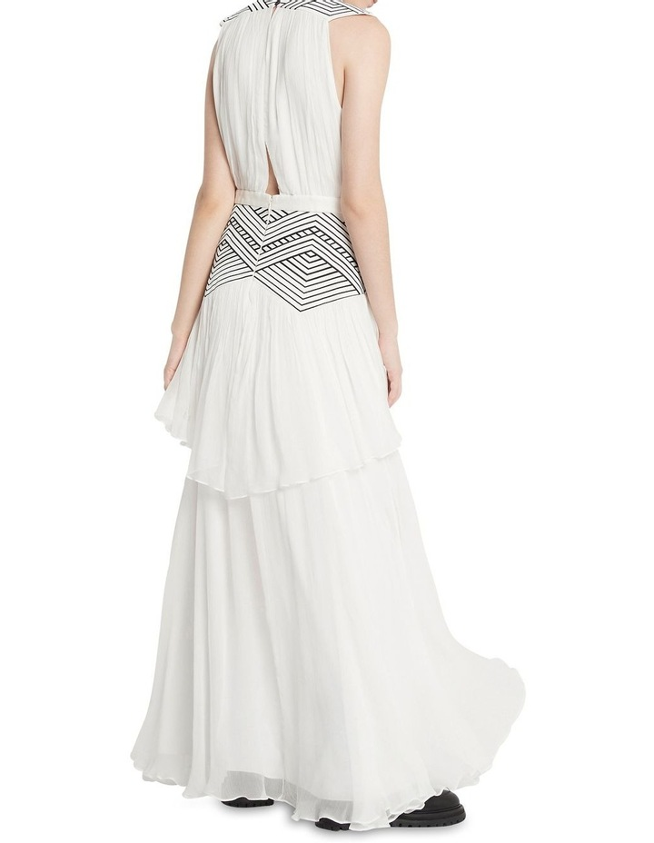 Believe In Magic Midi Gown Ivory image 5