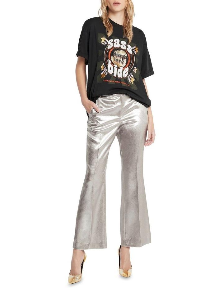 Sunshiny Days Tailored Pant Silver image 1