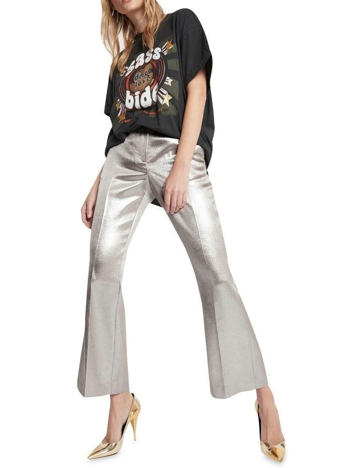 Sunshiny Days Tailored Pant Silver image 4