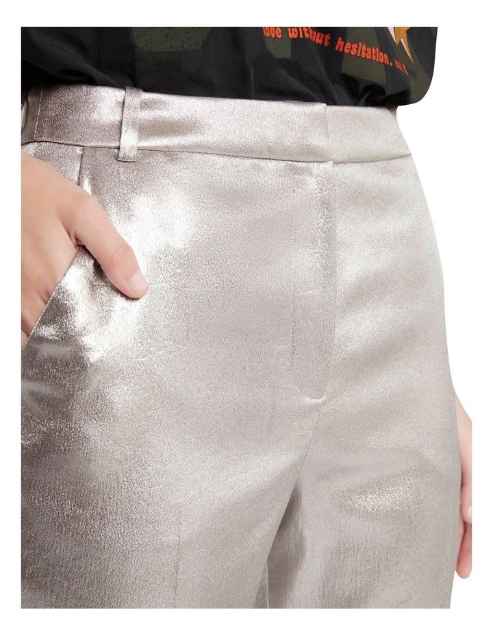 Sunshiny Days Tailored Pant Silver image 6