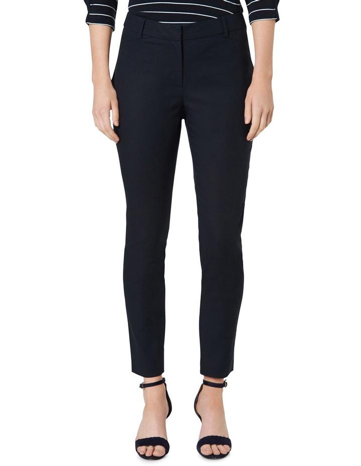 Sophia Compact Cotton Pant image 1
