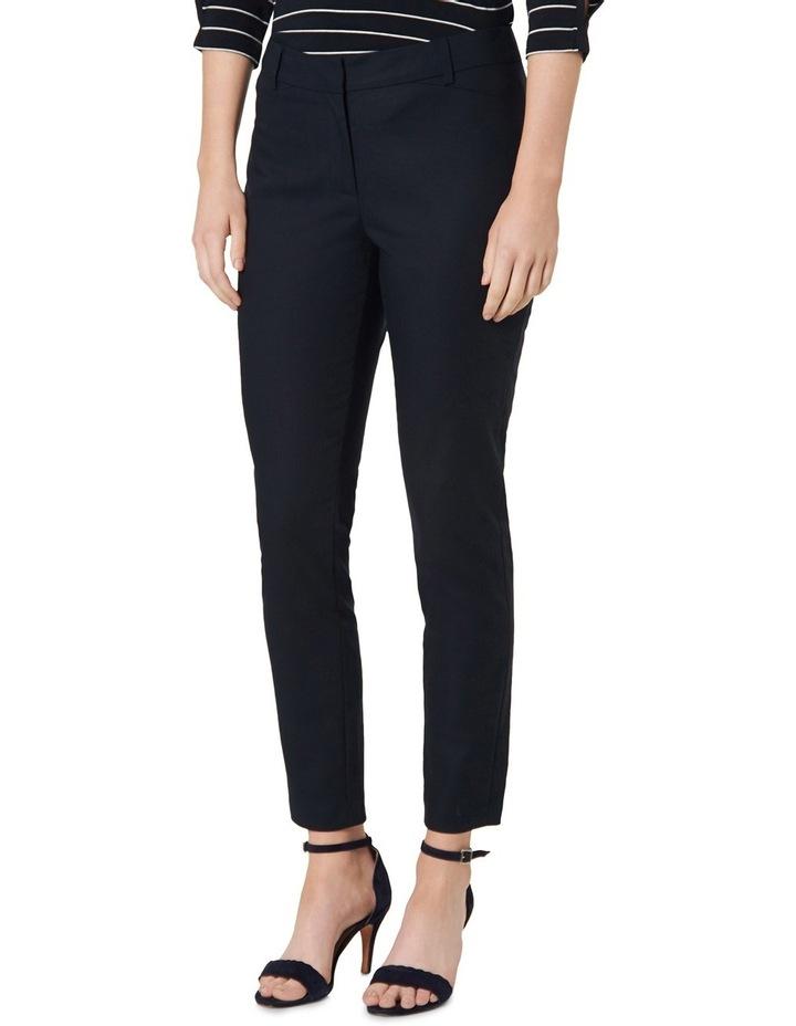 Sophia Compact Cotton Pant image 2