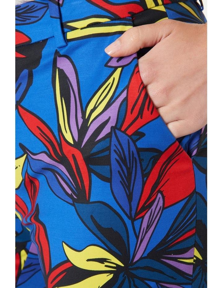 Marina Printed Cotton Pant image 4
