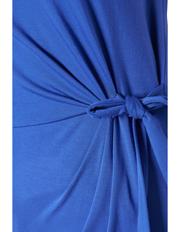 David Lawrence - Drape Tie Jersey Top