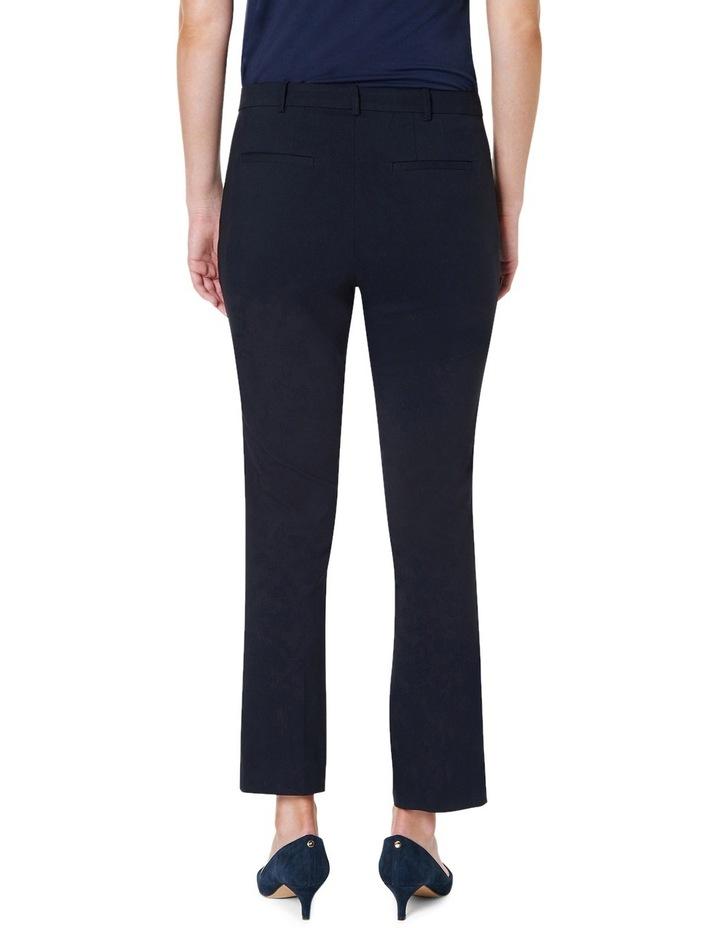 7/8th Straight Leg Bengaline Pant image 3