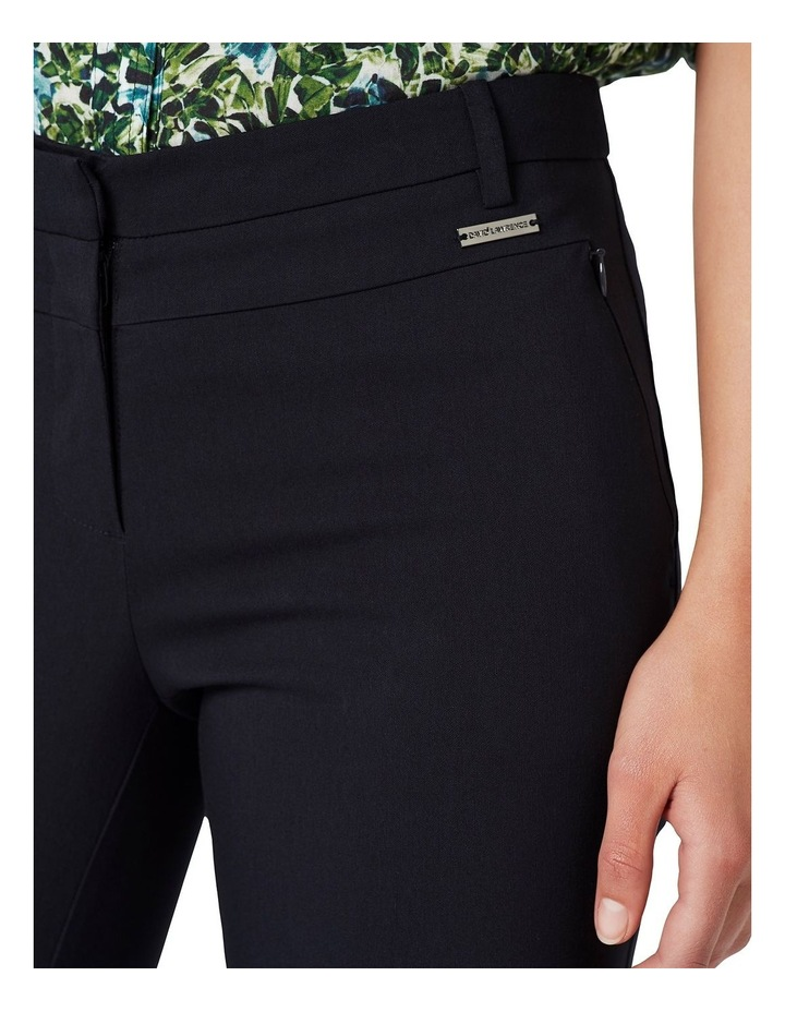7/8th Straight Leg Bengaline Pant image 4