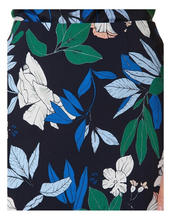 Erskine Print Pencil Skirt image 4