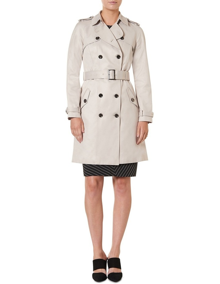 Willow Double Breasted Trench Coat image 1