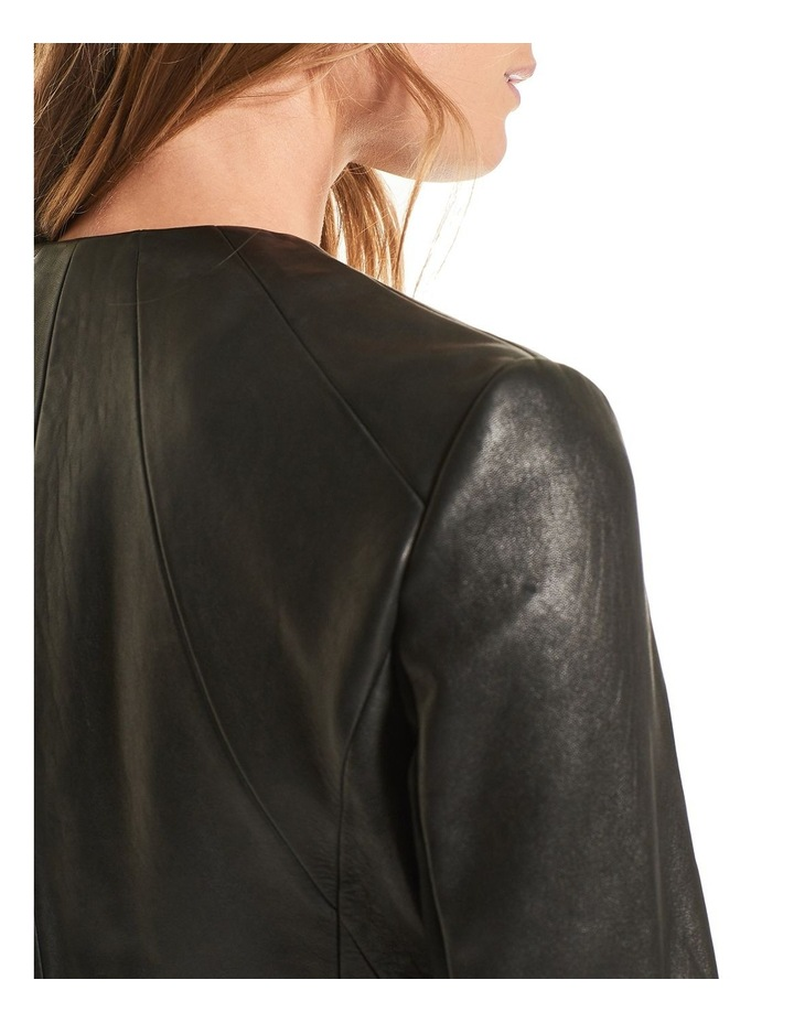256479f28 David Lawrence Bella Leather Jacket