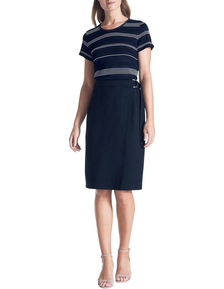 Wrap Belted Skirt image 2
