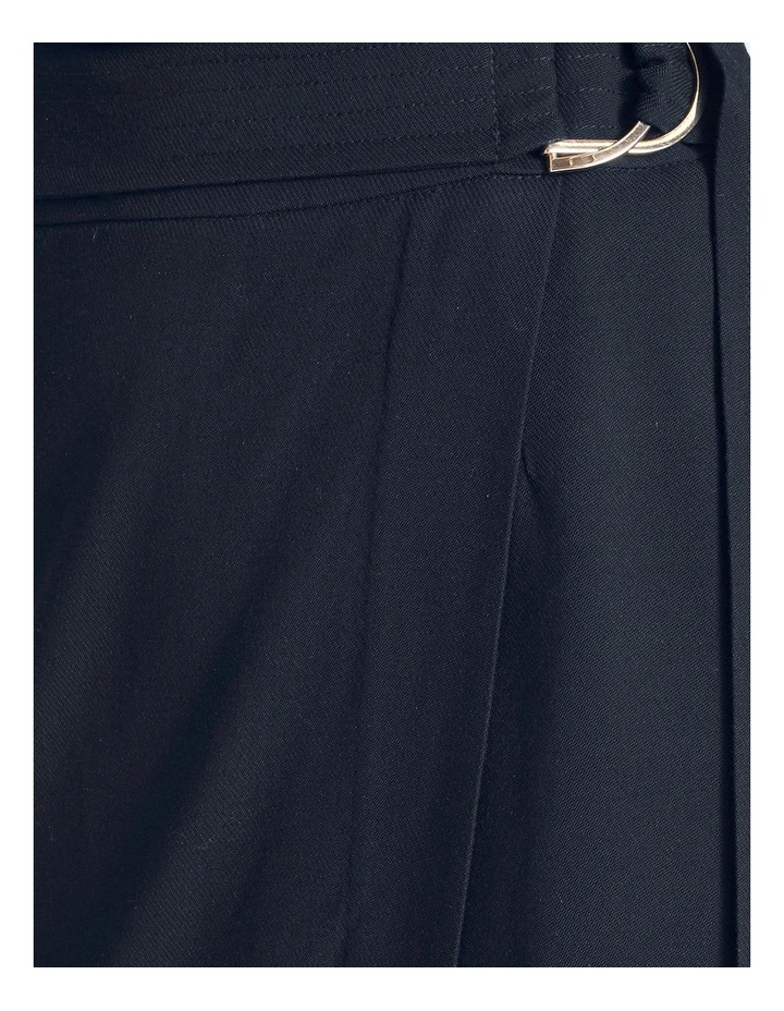 Wrap Belted Skirt image 3