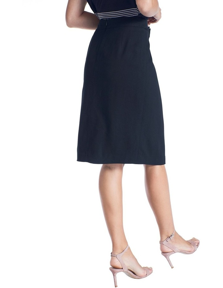 Wrap Belted Skirt image 4