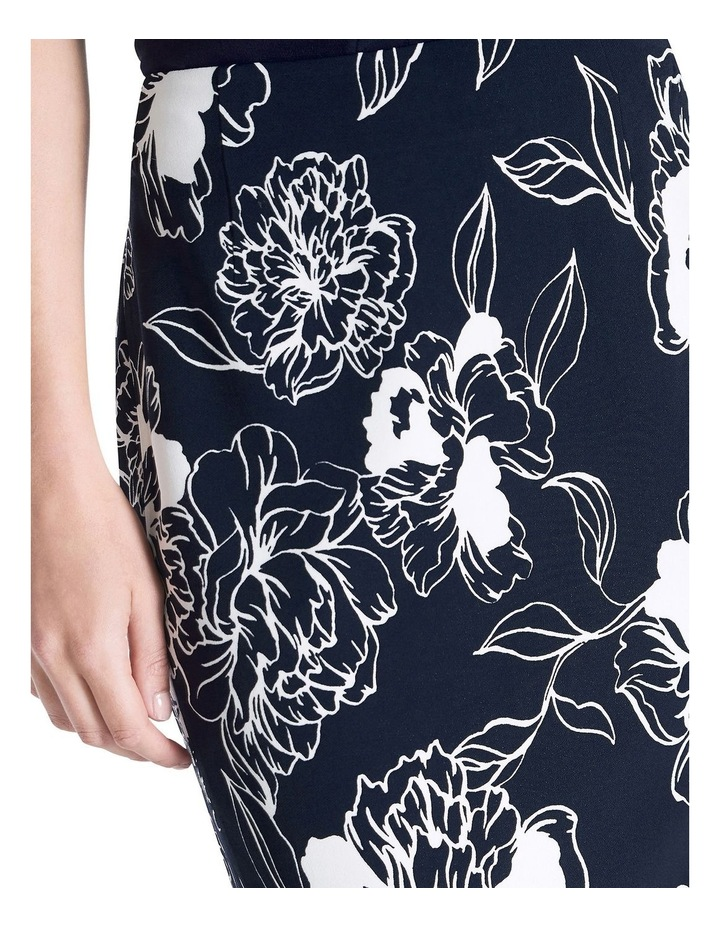 Lucca Printed Pencil Skirt image 3