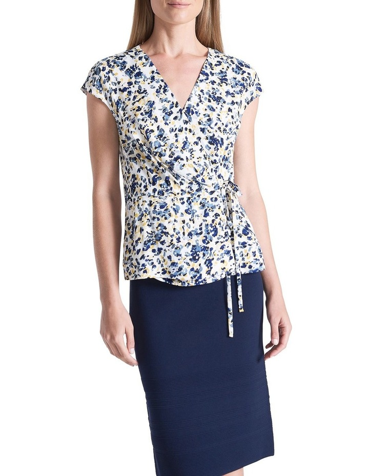 Lowry Wrap Blouse image 1