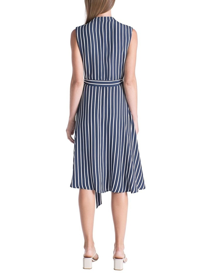 Stripe Shirt Dress image 4