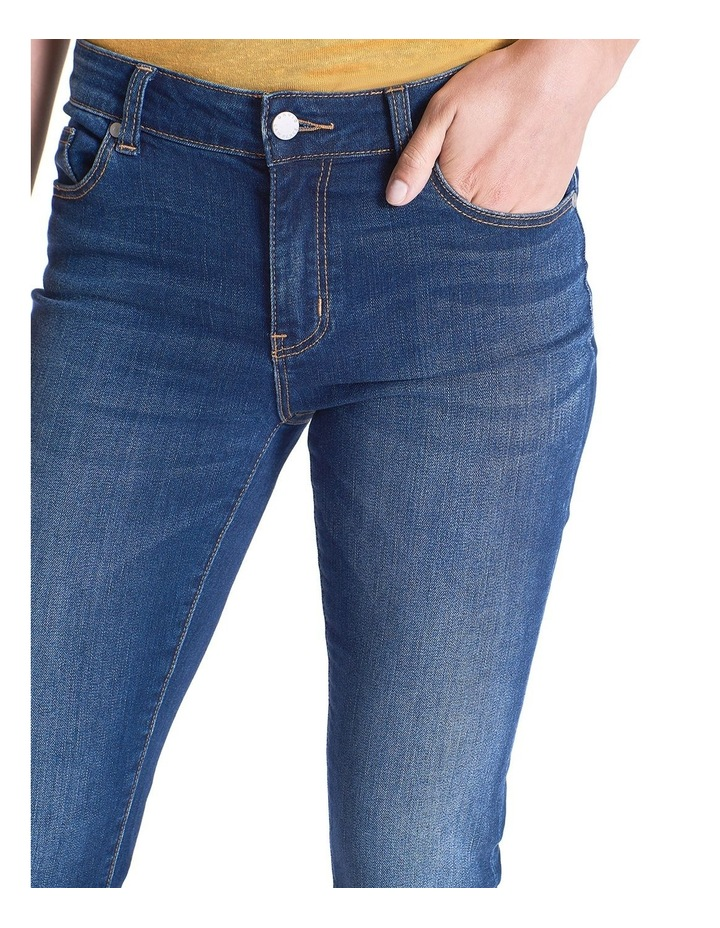 Amanda Straight Leg Jean image 3