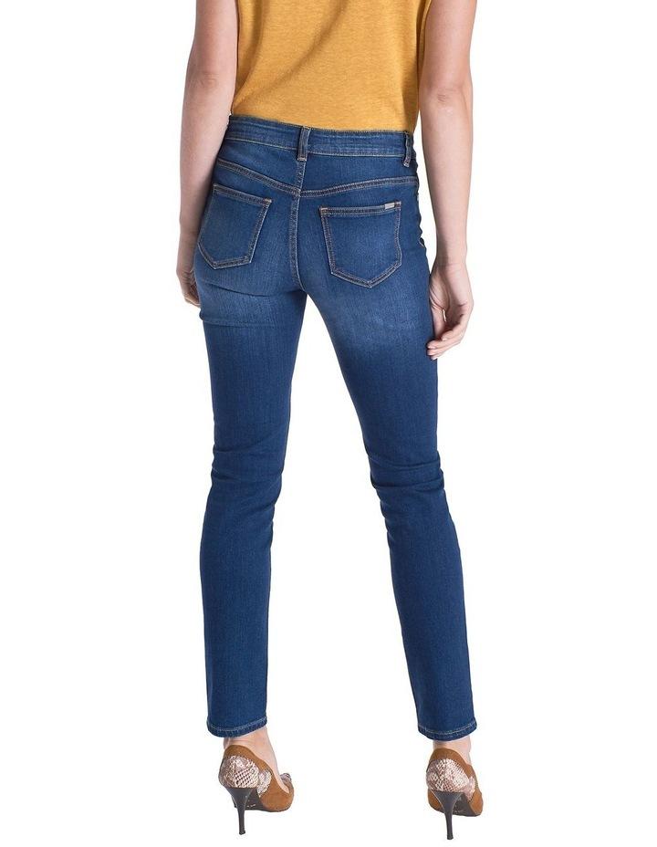 Amanda Straight Leg Jean image 4