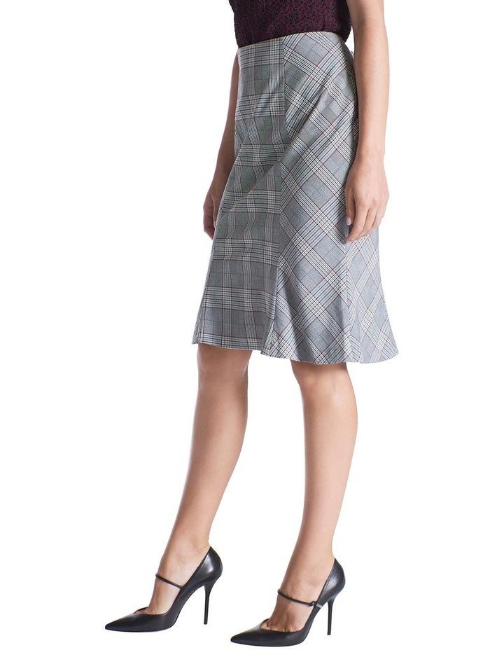 Kensington Check Skirt image 1