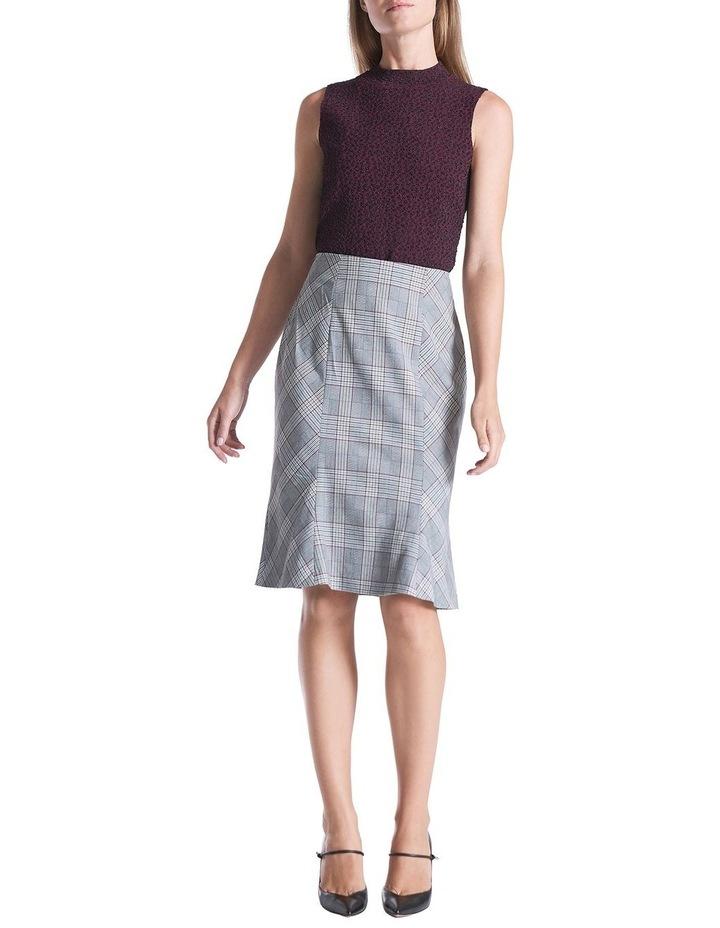 Kensington Check Skirt image 2