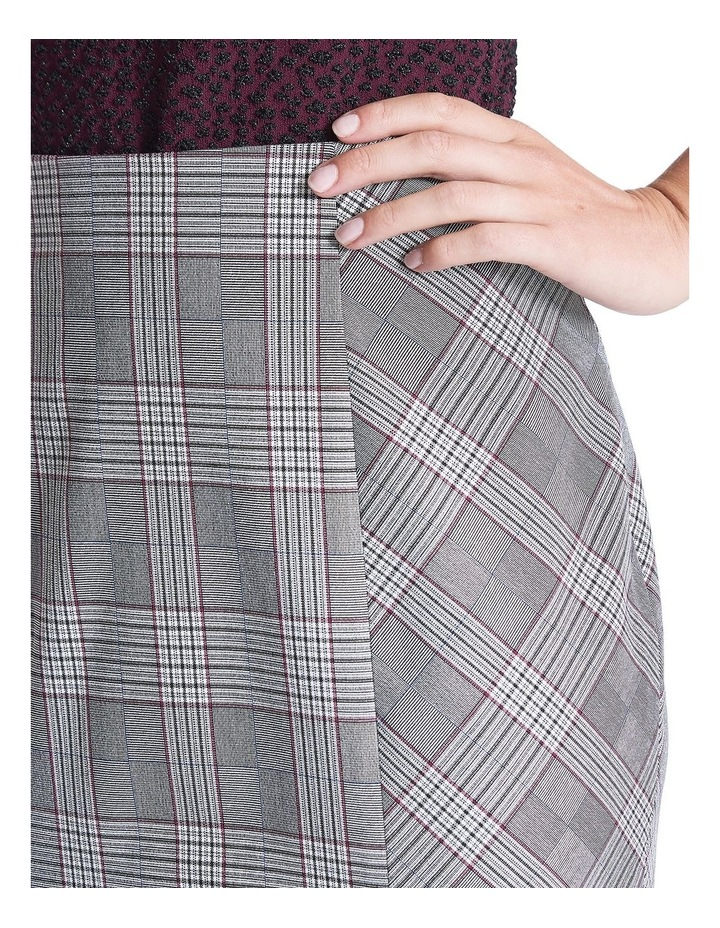 Kensington Check Skirt image 3