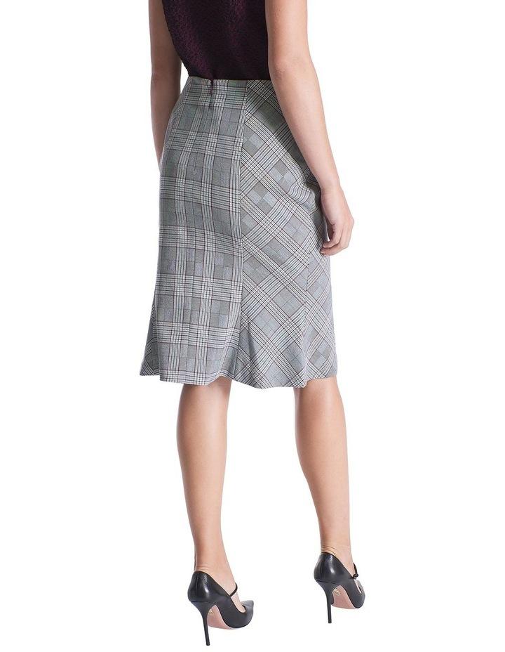Kensington Check Skirt image 4