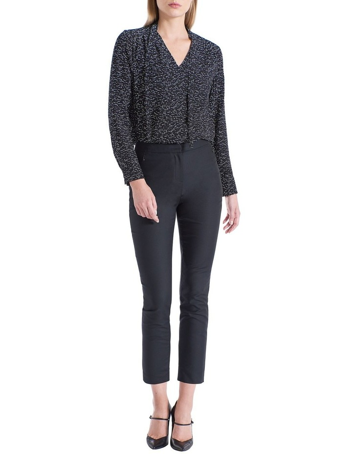 Textured Speckle Blouse image 2