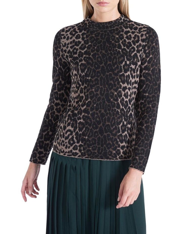 Leopard Knit image 1