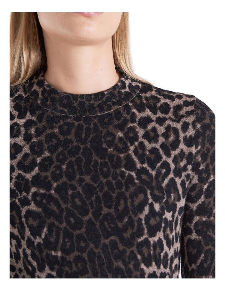 Leopard Knit image 3