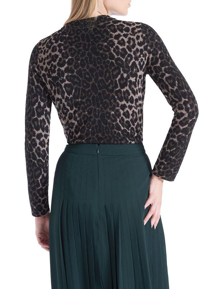 Leopard Knit image 4