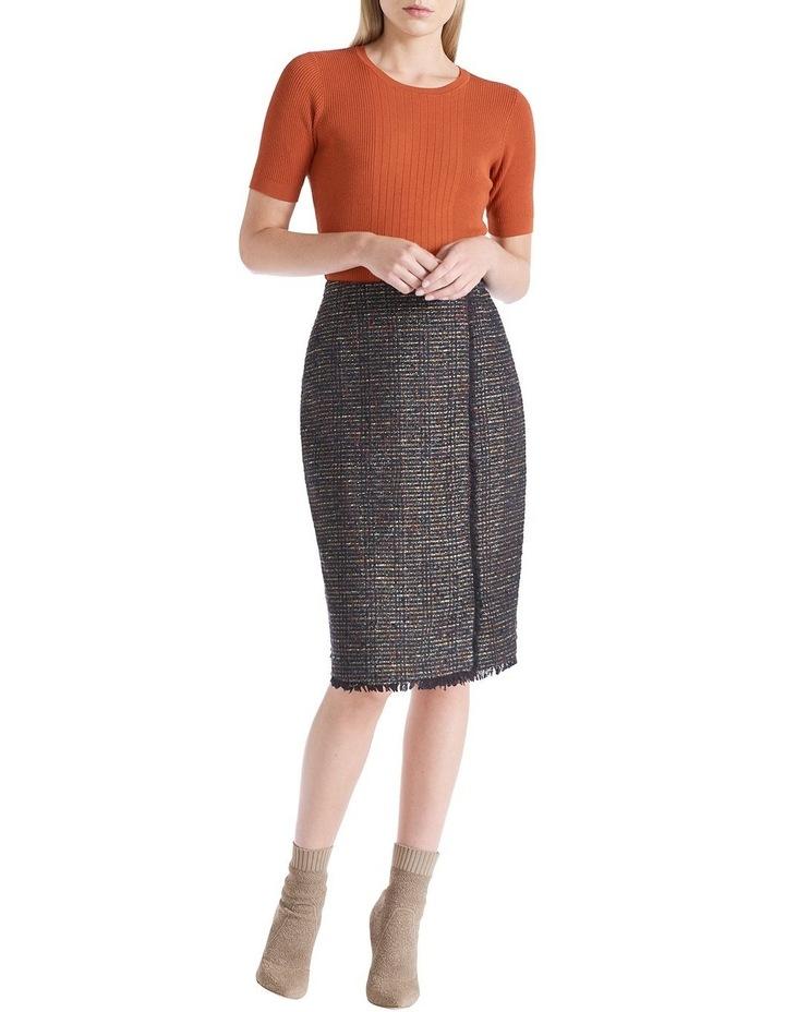 Isabella Boucle Skirt image 2
