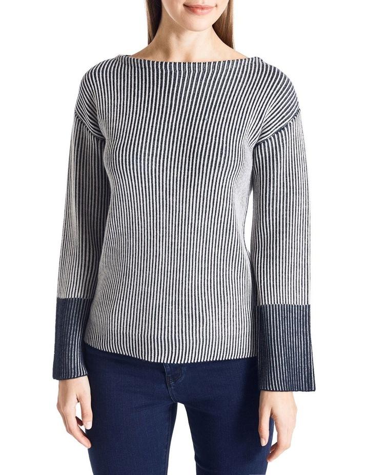 Stripe Knit Jumper image 1