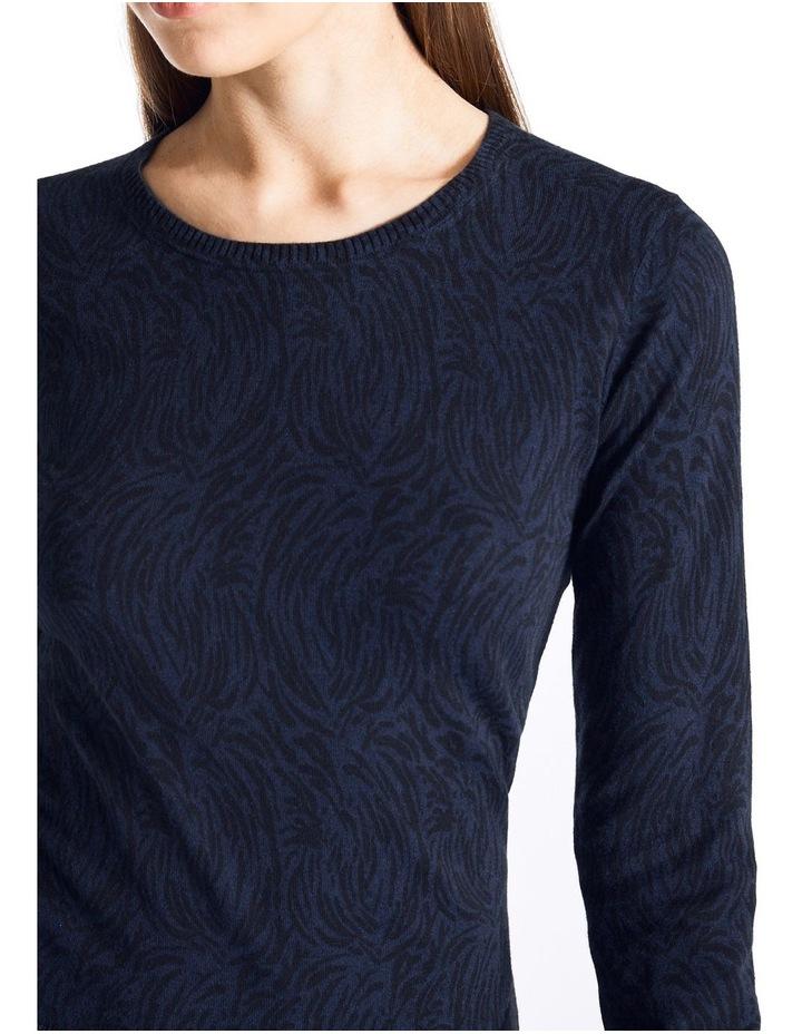 Eva Leopard Knit image 3