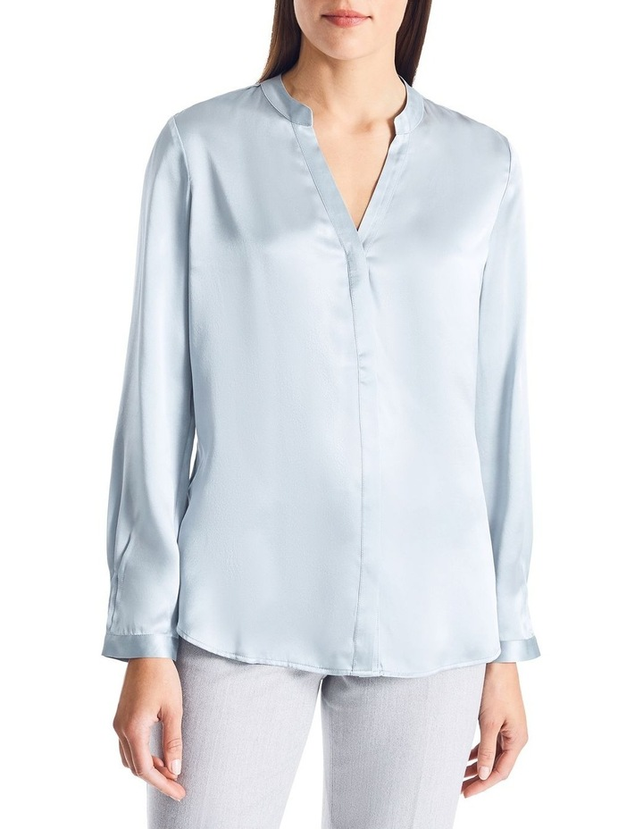 Iris Silk Shirt image 1