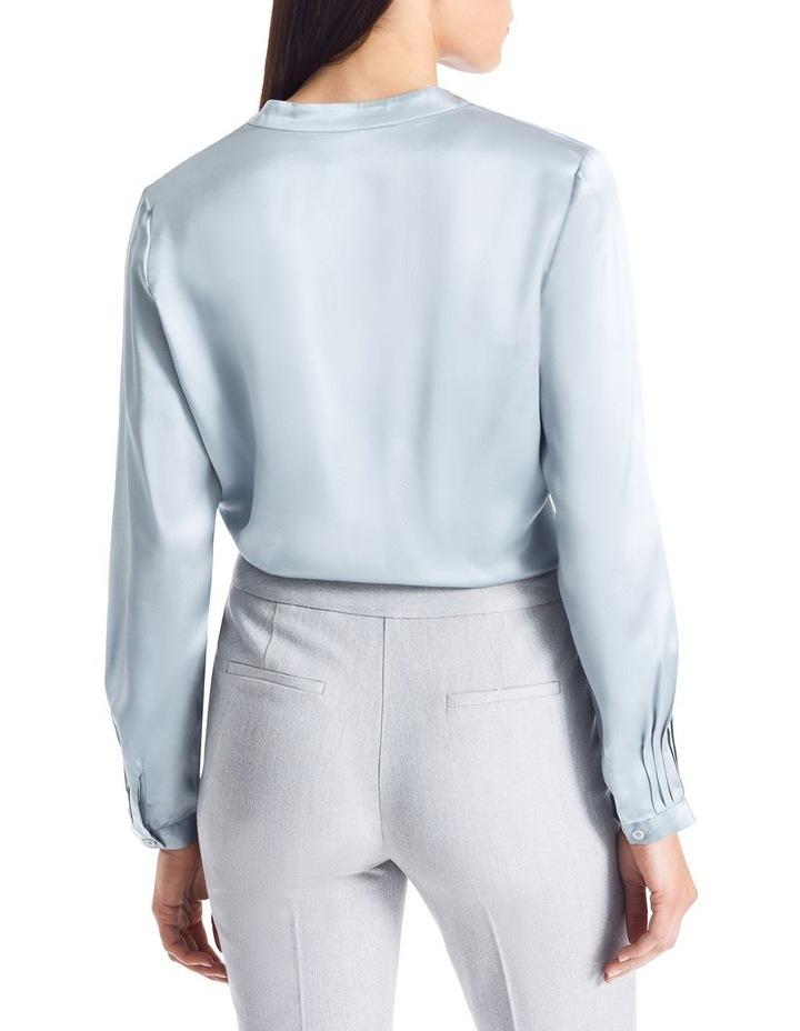 Iris Silk Shirt image 4