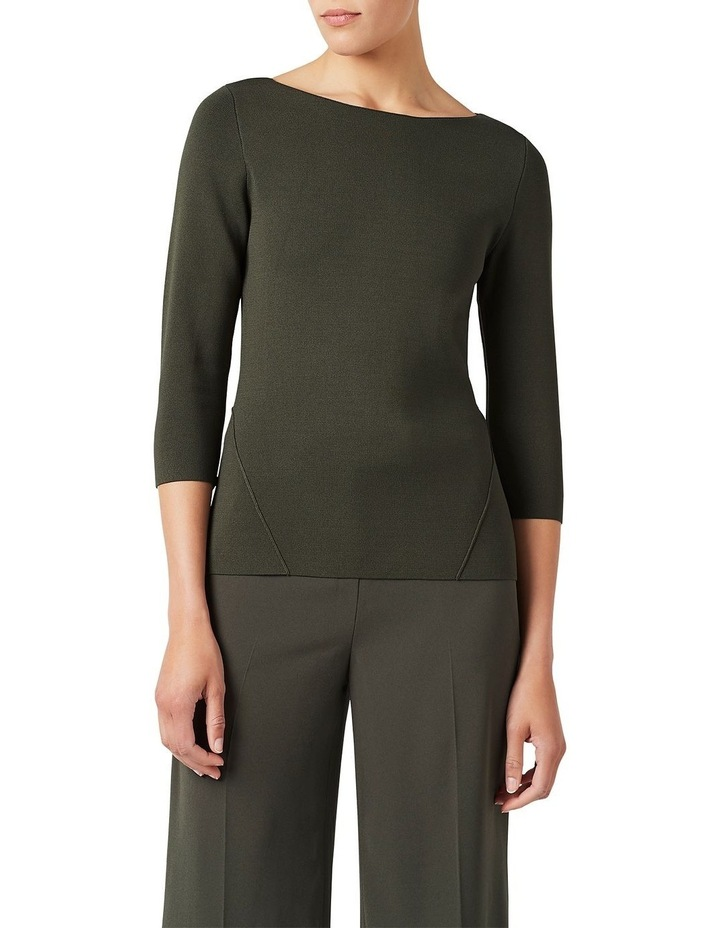 Milano Wide Neck Knit image 1