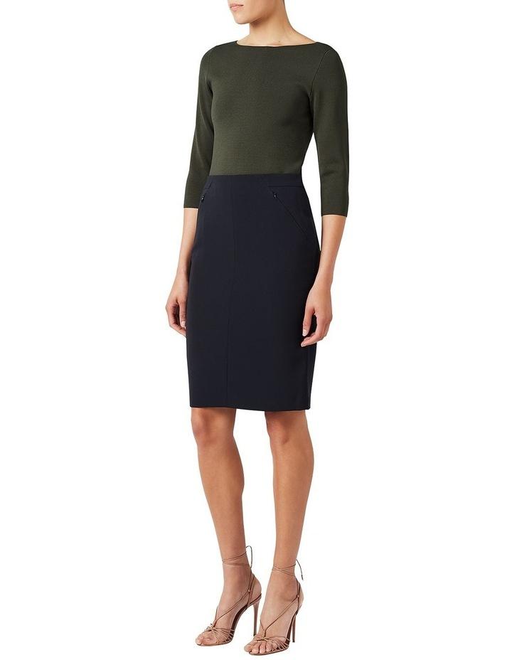 Simone Suit Skirt image 2