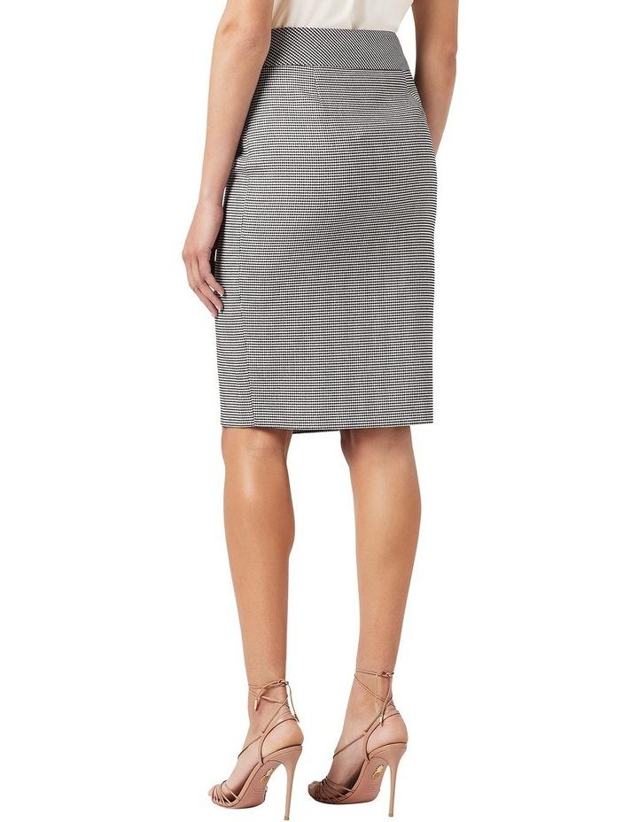 Wrap Gingham Skirt image 2