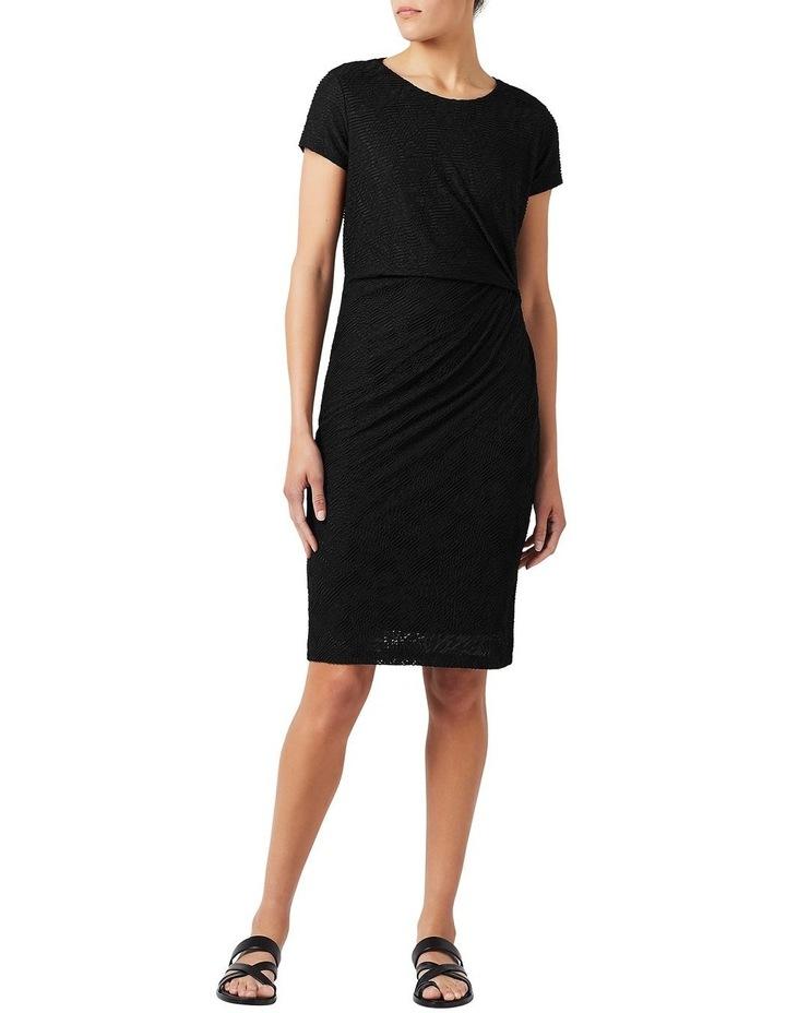Teresa Textured Dress image 1