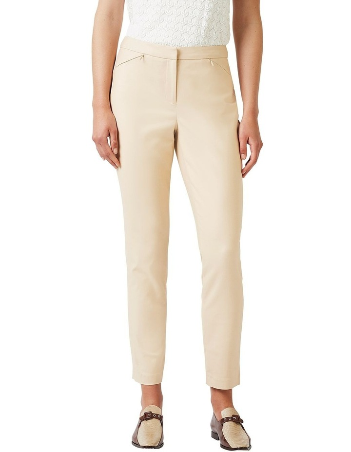 Serena Compact Cotton Pant image 1