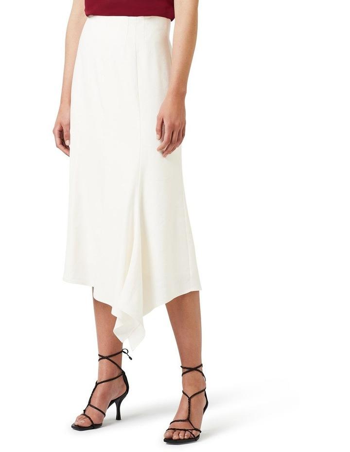 Irene Linen Skirt image 1